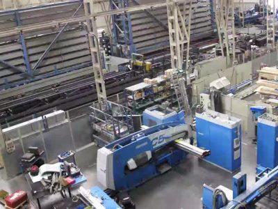Introduction de nouvelles machines outils