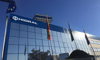 Entreprise Hidral France : Monte-charge et ascenseur